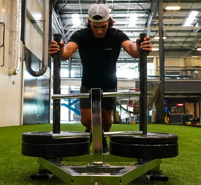 BOOST YOUR STRENGTH, SPEED, AND AGILITY